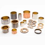 Boccole bronzine a strisciamento Bimetalliche CJA